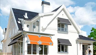 Nu kan du se hur ditt hus ser ut i nya markiser